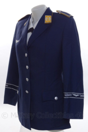 Duitse Bundeswehr Luftwaffe dames uniform jas - WO2 Model - met cufftitles - maat 76 of 40 - origineel