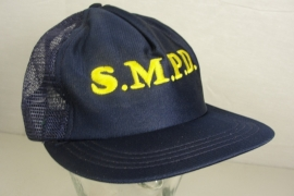 S.M.P.D. Santa Monica Police Department Baseball cap - Art. 553 - origineel