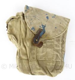 Russische AK47 draagtas - canvas - zwaarder gebruikt - 16 x 20 cm - origineel
