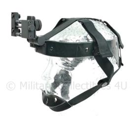 US Army head mount voor nachtkijker - met NVG mount - verstelbaar - origineel