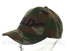 Uruzgan baseball cap NLD - camo