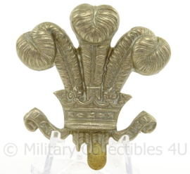 WO2 Britse baret of cap insigne The Royal Wiltshire Yeomanry - afmeting 4,5 x 5 cm - origineel