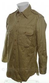 US Army Enlisted Khaki Shirt - meerdere maten - origineel 1948/ 1951 US Army