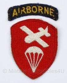 US Airborne Command embleem - origineel WO2