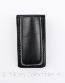 Politie en KMAR magazijntas voor Glock 17 - Bianchi 20A Glock 17 open magazine pouch - 5,5 x 3 x 10 cm - origineel