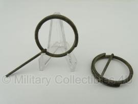 Leger granaat ring - origineel