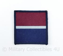 Britse Royal Air Force RAF eenheid embleem stof - RAF Tactical Recognition Flash patch  - origineel