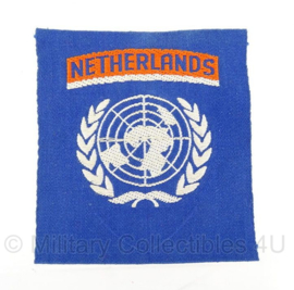 VN embleem Netherlands - 7,5 x 8 cm - origineel