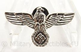 Metalen insigne voor in de handgreep van een SA of SS Dolk SA dagger grip eagle ss DAGGER GRIP EAGLE
