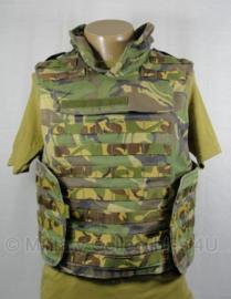 KL Nederlandse leger kogelwerend vest Modulair - zonder platen - maat Small of Large - origineel leger