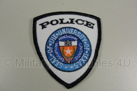 Texas University Police patch - origineel