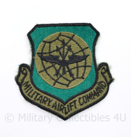 USAF Military Airlift Command patch - 8 x 8 cm - origineel