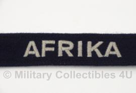 Cufftitle Afrika