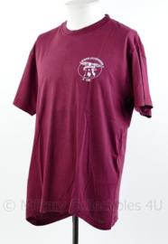 Defensie T-shirt School luchtmobiel A-cie  - maat M - origineel