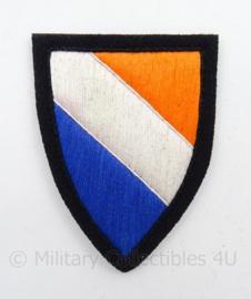 WO2 Duitse Waffen SS Divisie Legion Niederlande embleem - extra kwaliteit - puntig