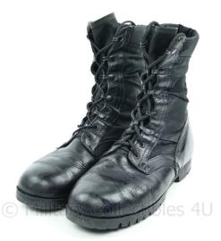 Korps Mariniers en US model Jungle boots zwart - maat 44M = 280M - licht gedragen - origineel