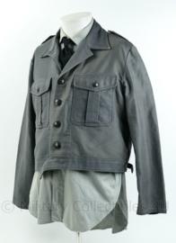 NL BB Bescherming Bevolking uniform set - zeer compleet! - maat 52 - gedragen - origineel