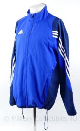 Justitie Adidas trainingsjas - maat 38/40 - licht gedragen - origineel