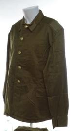 Russisch zomer uniform jas gouden knopen - meerdere maten - origineel