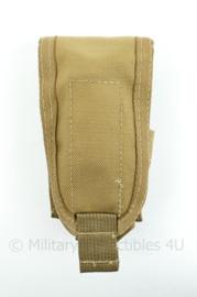 KL Nederlandse leger MOLLE magazijntas voor Glock 17 magazijn - Profile Equipment - coyote - 15 x 7 x 5 cm - ongebruikt - origineel