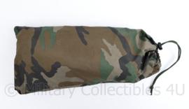 Lege draagtas voor Korps Mariniers Tarp Forest Woodland camo - 50 x 24 cm.  - nieuw ! - origineel
