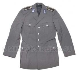Officiers uniform grijs -  inclusief insignes - origineel