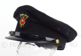 Nederlandse brandweer pet - maat 58 - origineel