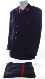 Korps Mariniers Barathea DT jas met broek  -  Speciale KIM uitvoering  - maat 50 - origineel