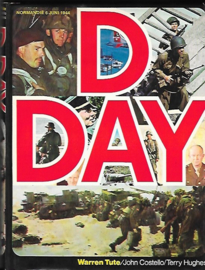 Boek ''D-Day - Normandië 6 juni 1944'' - Warren Tute