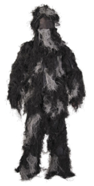 Ghillie Suit 4-delig! - met rifle cover  - Night camo - anti fire