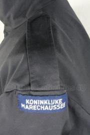 KMAR Marechaussee ME parka met insignes  - maat 100 cm. (borst)  - origineel