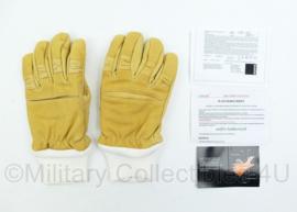 Porelle Unifire RB90 Falcon brandweer handschoen Drie lagensysteem- nieuw in verpakking  - maat 9- origineel