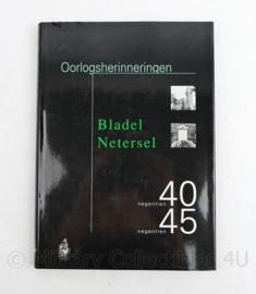 Oorlogsherinneringen : Blader Netersel 1940 1945
