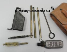 Franse MAS49 of 9mm schoonmaakset compleet