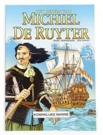 KM Koninklijke Marine stripboek Michiel de Ruyter - origineel