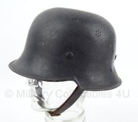 WO2 Polizei of Feuerwehr Duitse helm - maat 57 - origineel WO2