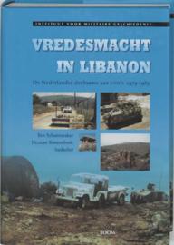 Boek Vredesmacht in Libanon
