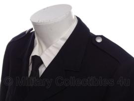 Heel donkerblauw uitgaans uniform - Brandschutz - bruikbaar als politie - maat 52 - origineel
