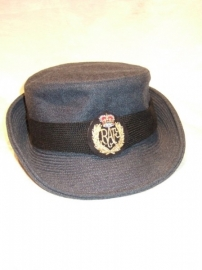 Britse RAF Royal Air Force Female Service hat - origineel