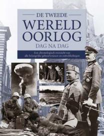 Boek De Tweede Wereldoorlog dag na dag Een Chronologisch overzicht - Hardcover