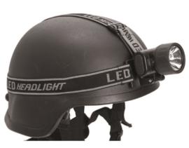 Hoofdlamp en helmlamp - 12 LED