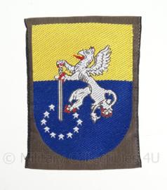 """KL eenheid DT embleem """"41ste lichte brigade"""" - 1963/2000 - origineel"""