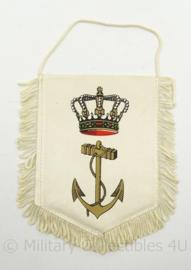 KM Marine Vaantje - afmeting 13,5 x 10,5 cm - origineel