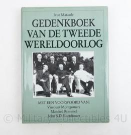 Gedenkboek van de Tweede Wereldoorlog Ivor Matanle