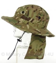 Britse leger MTP camo Boonie Bush hat - 54 tm. 62 cm. -  origineel