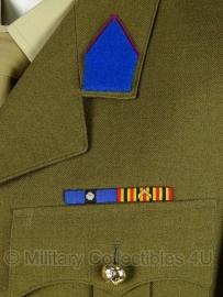Belgische field service dress 1968 - maat 6 - origineel