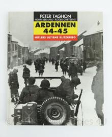 Ardennen 44-45 Hilters Ultieme Blitzkrieg Peter Taghon