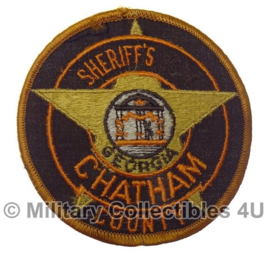 Chatham police County patch - origineel