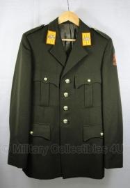 "NL DT uniform jas ""Prinses Irene"" - met broek - maat 47 - origineel - nr. 4"