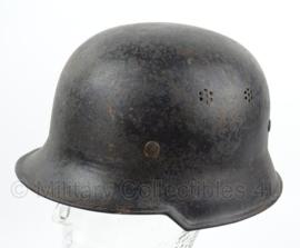 WO2 Polizei of Feuerwehr Duitse helm - maat 57 - origineel